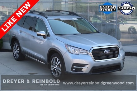Featured Used 2021 Subaru Ascent Touring 7-Passenger SUV for sale in Greenwood, IN