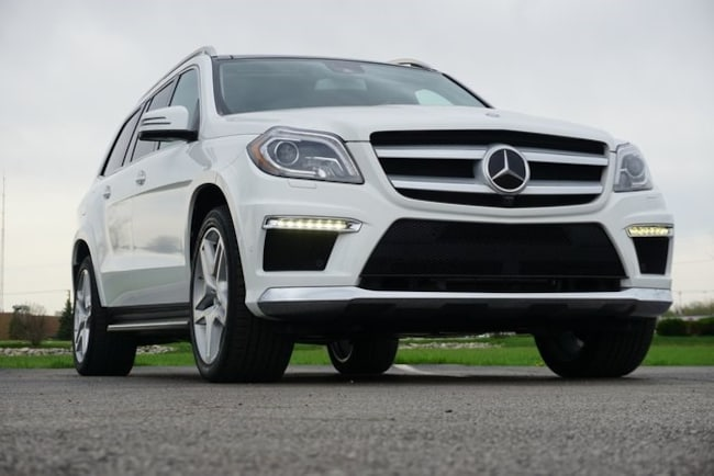 Used 2016 Mercedes-Benz GL-Class GL 550 4MATIC SUV Near Indianapolis