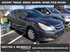 2011 Subaru Legacy 2.5i Premium Sedan for sale in Greenwood, near Indianapolis