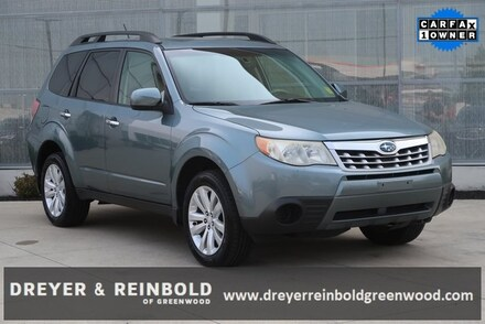 Featured Used 2011 Subaru Forester 2.5X SUV for sale in Greenwood, IN