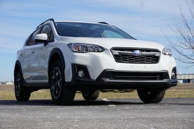 New 2019 Subaru Crosstrek 2.0i Premium SUV Near Indianapolis