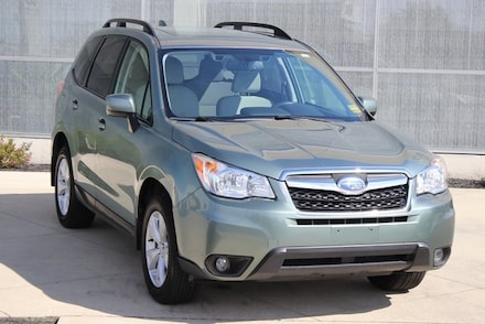 Featured Used 2016 Subaru Forester 2.5i Premium SUV for sale in Greenwood, IN