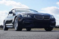 2014 BMW 650i xDrive Convertible