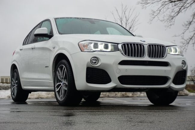 2017 BMW X4 xDrive28i Sports Activity Coupe