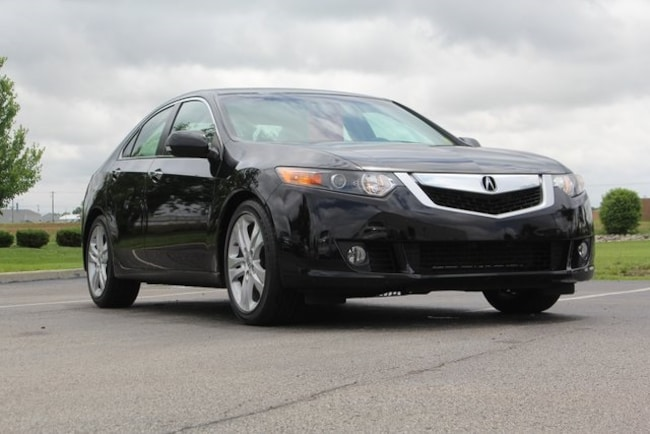 2010 Acura TSX 3.5 w/Technology Pkg Sedan