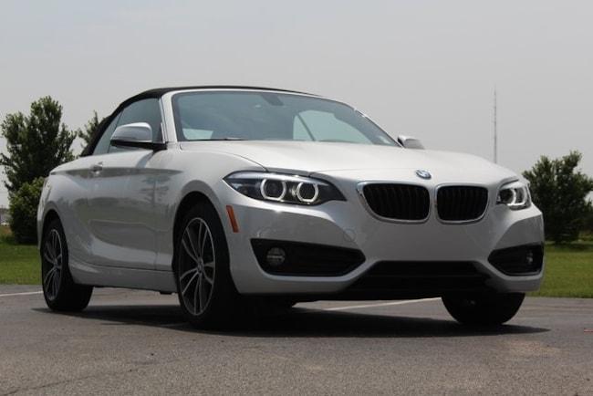 2018 BMW 230i Convertible