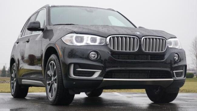 2018 BMW X5 SAV