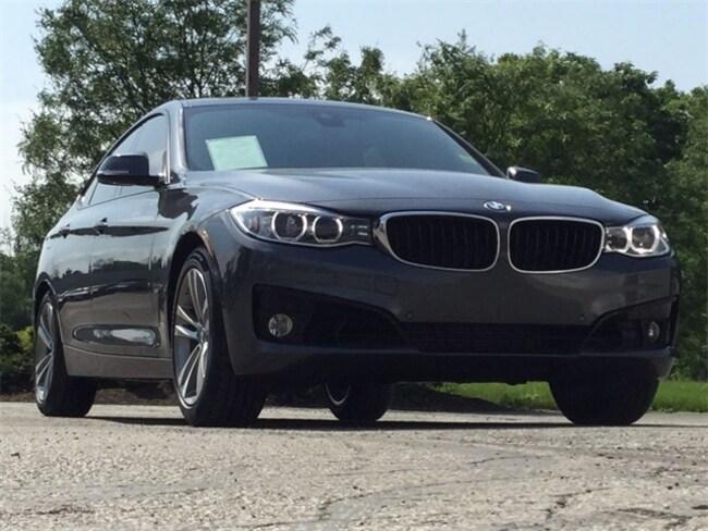 2016 BMW 3 Series 328i Xdrive Gran Turismo Gran Turismo