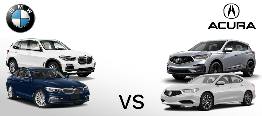 BMW vs Acura | Dreyer & Reinbold BMW North