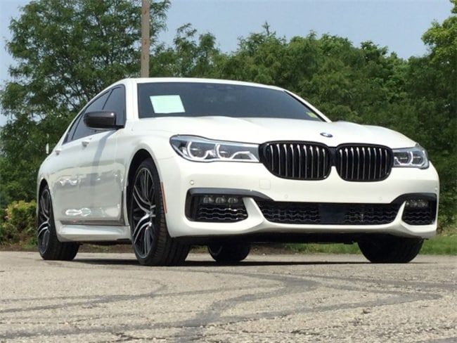 Dreyer And Reinbold Bmw >> Certified Used 2018 Bmw 7 Series 750i Xdrive For Sale