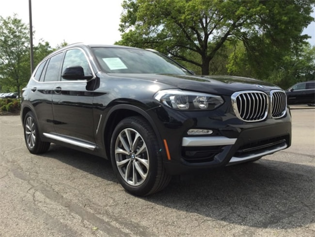 Dreyer And Reinbold Bmw >> New 2019 Bmw X3 For Sale Indianapolis In At Dreyer