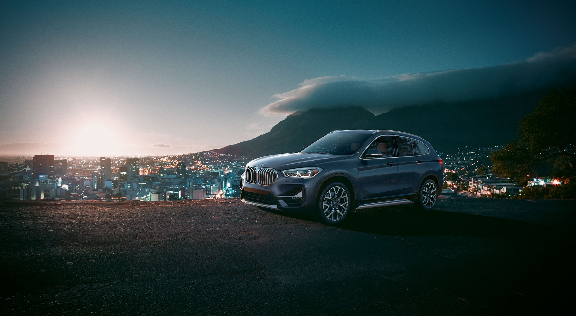 Experience a BMW SUV Today!