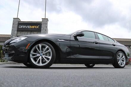 2014 BMW 6 Series 640i xDrive Gran Coupe Gran Coupe