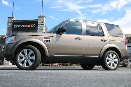 2013 Land Rover LR4 HSE LUX SUV