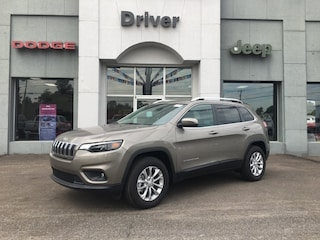 new 2019 Jeep Cherokee LATITUDE 4X4 Sport Utility for sale in Paducah