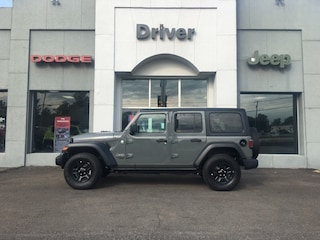 new 2018 Jeep Wrangler UNLIMITED SPORT 4X4 Sport Utility for sale in Paducah