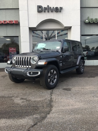 new 2018 Jeep Wrangler UNLIMITED SAHARA 4X4 Sport Utility for sale in Paducah