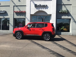 new 2018 Jeep Renegade LATITUDE 4X2 Sport Utility for sale in Paducah