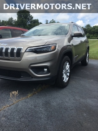 new 2019 Jeep Cherokee LATITUDE 4X4 Sport Utility for sale in Mayfield Ky