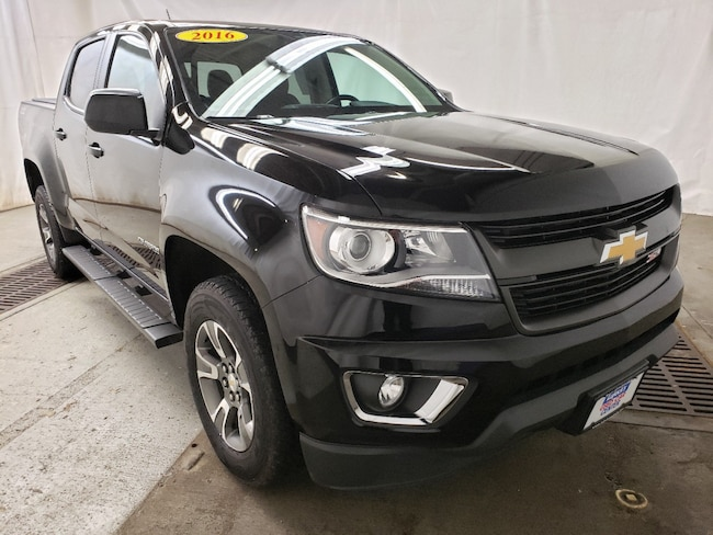2016 Chevrolet Colorado Truck Crew Cab