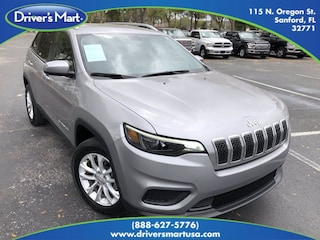 Used Vehicle for sale 2020 Jeep Cherokee Latitude SUV in Winter Park near Sanford FL