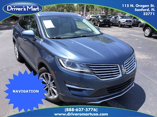 Used Vehicles for sale 2018 Lincoln MKC Select SUV in Sanford, FL