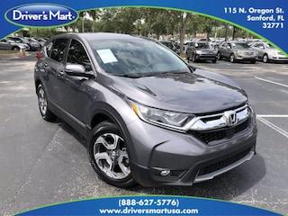 Used Vehicle for sale 2018 Honda CR-V EX-L SUV in Winter Park near Sanford FL