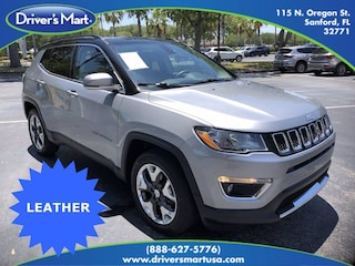 Used Vehicle for sale 2018 Jeep Compass Limited SUV in Winter Park near Sanford FL