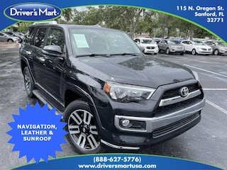 Used Vehicle for sale 2018 Toyota 4Runner Limited SUV in Winter Park near Sanford FL