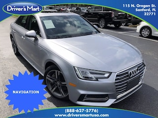 Used Vehicle for sale 2018 Audi A4 in Winter Park near Sanford FL