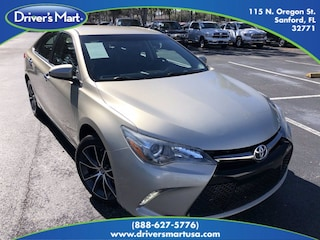 Used Vehicles for sale 2015 Toyota Camry XSE Sedan in Sanford, FL