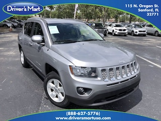 Used Vehicle for sale 2017 Jeep Compass Latitude SUV in Winter Park near Sanford FL