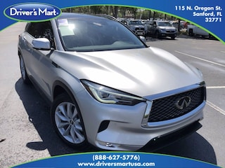 Used Vehicles for sale 2019 INFINITI QX50 ESSENTIAL SUV in Sanford, FL