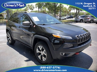 Used Vehicle for sale 2015 Jeep Cherokee Trailhawk SUV in Winter Park near Sanford FL