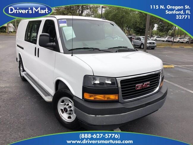 2019 GMC Savana Cargo Van Van