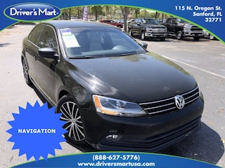 Used Vehicle for sale 2016 Volkswagen Jetta Sedan 1.8T Sport Sedan in Winter Park near Sanford FL