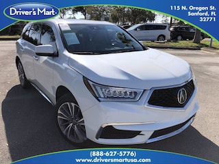 Used Vehicles for sale 2018 Acura MDX w/Technology Pkg SUV in Sanford, FL