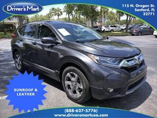 Used Vehicle for sale 2019 Honda CR-V EX-L SUV in Winter Park near Sanford FL