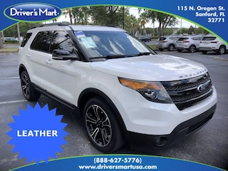 Used Vehicle for sale 2015 Ford Explorer Sport SUV in Winter Park near Sanford FL