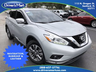Used Vehicle for sale 2017 Nissan Murano SL SUV in Winter Park near Sanford FL