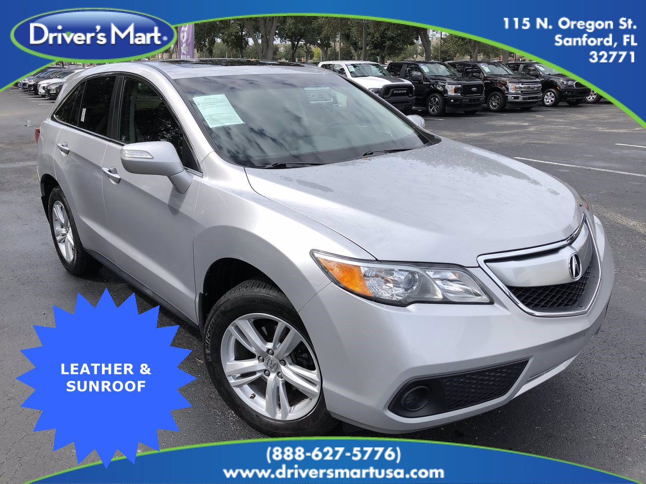 Used 2013 Acura Rdx For Sale In Orlando Fl With Photos Vin 5j8tb4h38dl000525