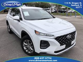 Used Vehicle for sale 2020 Hyundai Santa Fe SEL SUV in Winter Park near Sanford FL