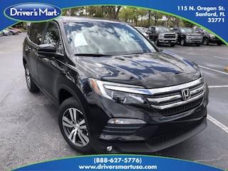 Used Vehicle for sale 2018 Honda Pilot EX-L SUV in Winter Park near Sanford FL