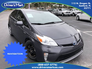 Used Vehicle for sale 2015 Toyota Prius Four Hatchback in Winter Park near Sanford FL