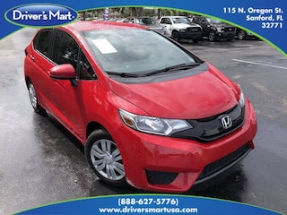 Used Vehicle for sale 2017 Honda Fit LX Hatchback in Winter Park near Sanford FL