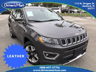 Used Vehicle for sale 2020 Jeep Compass Limited SUV in Winter Park near Sanford FL