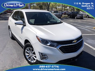Used Vehicle for sale 2018 Chevrolet Equinox LT SUV in Winter Park near Sanford FL