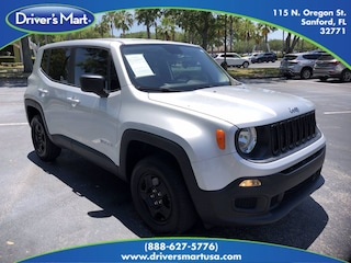 Used Vehicle for sale 2017 Jeep Renegade Sport SUV in Winter Park near Sanford FL