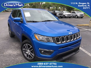 Used Vehicle for sale 2018 Jeep Compass Latitude w/Sun/Wheel Pkg SUV in Winter Park near Sanford FL