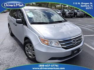2013 Honda Odyssey LX Minivan